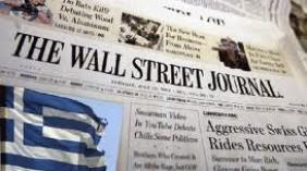 Η Wall Street Journal εκθέτει Σαμαρά-τρόικα