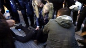 Δεκατρείς αστυνομικοί προσπάθησαν να συλλάβουν έναν ηλικιωμένο καστανά στη Θεσσαλονίκη