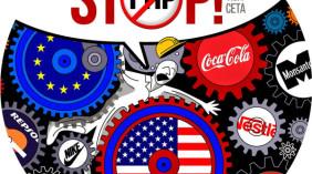STOP TTIP, STOP TISA και CETA
