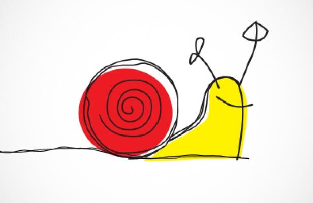 degrowth-snail