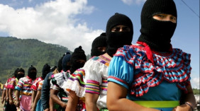 EZLN:H Αλήθεια και η Δικαιοσύνη δεν πρόκειται ποτέ, να έρθει από τους πάνω.
